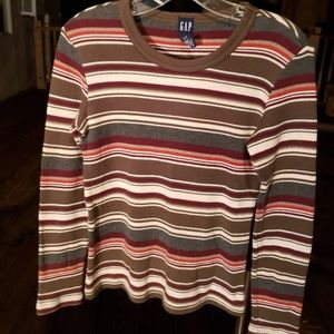Vintage gap striped sweater excellent condition